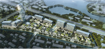 谋划都市 蓝图 大江东开启城市发展 升级计划
