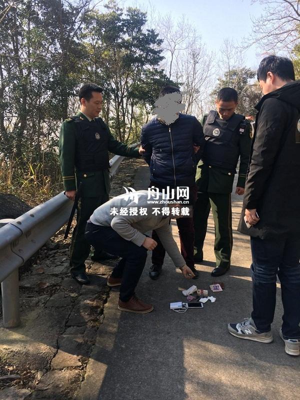 普陀桃花镇发生抢劫强奸案 嫌犯8小时后落网