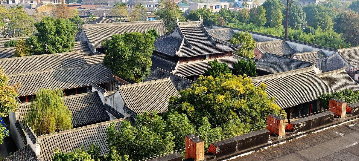 江北慈城:腾笼换鸟旧城换新颜