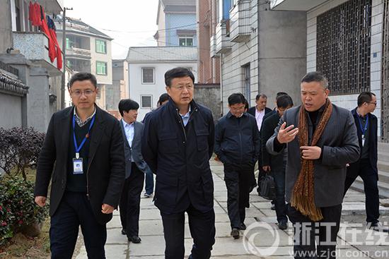 姚志文副部长赴杭州市...