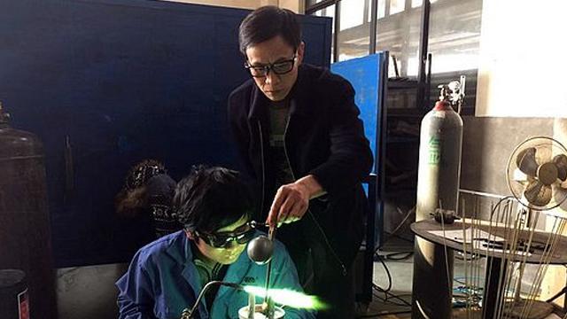 王永秋:对焊接技艺的追求,永远在路上