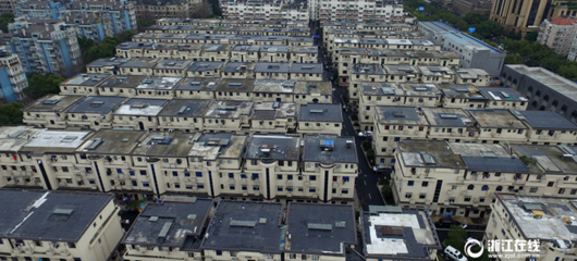 杭州这城中村的改造 凭啥吸引省社科院和麦家关注