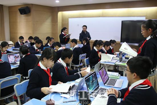 杭州绿城育华亲亲学校 关注孩子实际问题的解决能力