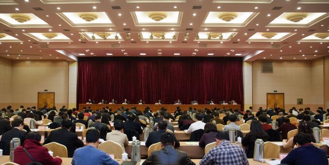 全省两新工委书记会议在杭召开