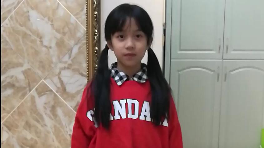 """""""花朝仙子""""童星选拔 张潇涵"""