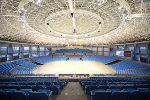 舟山体育馆