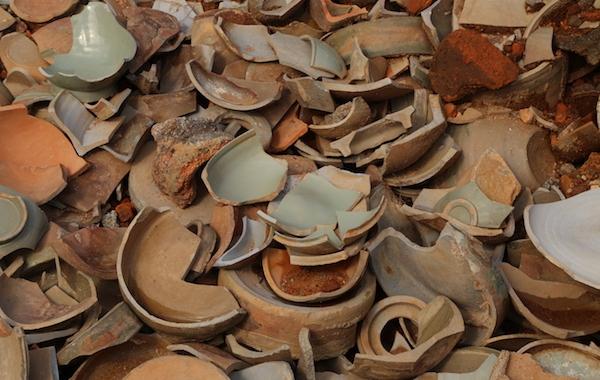 """考古界千年之谜在上林湖被解 5月在故宫展出""""秘色瓷"""""""