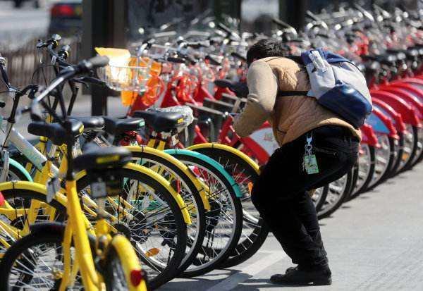 杭州共享单车五一管控措施即将出台