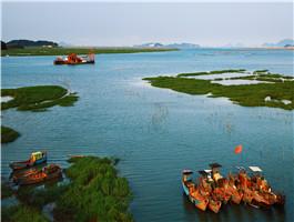宁海县之湿地公园