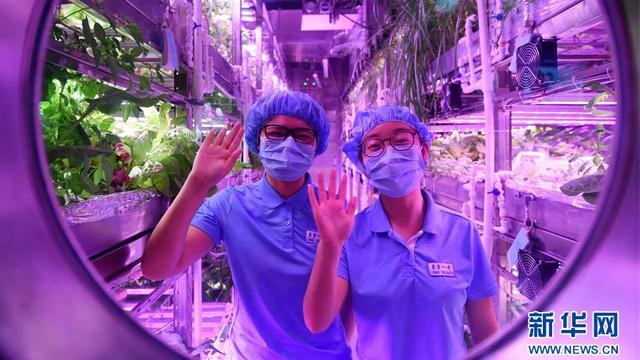 """""""月宫365""""志愿者入舱仪式"""