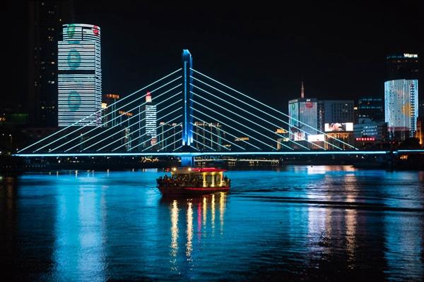 """宁波三江夜游重启 """"十桥十景""""入船来"""