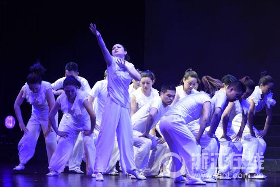 杭州市第八届残疾人艺术汇演