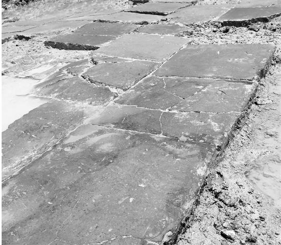 """临安发现的千年古建遗存 会是吴越国王钱镠""""旧"""
