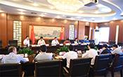 江宇副厅长一行赴台州市督导村和社区组织换届工作