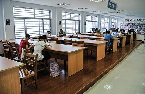 塘栖镇:坐拥余杭区最早的万册图书馆