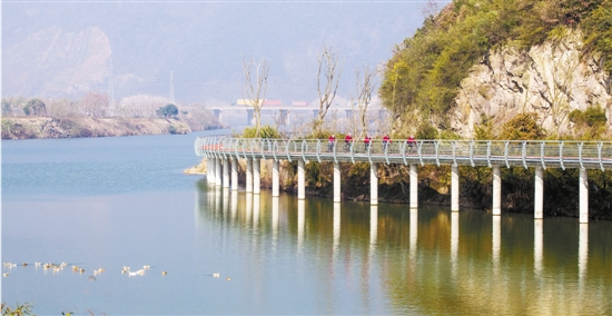 诗画剡溪等上榜绍兴美丽河湖