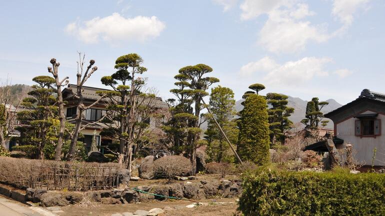 日本农村照片