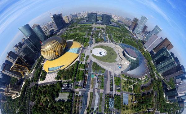 加快城市国际化建设世界名城