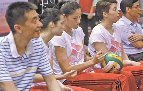 中国女排今年要参加三项大赛
