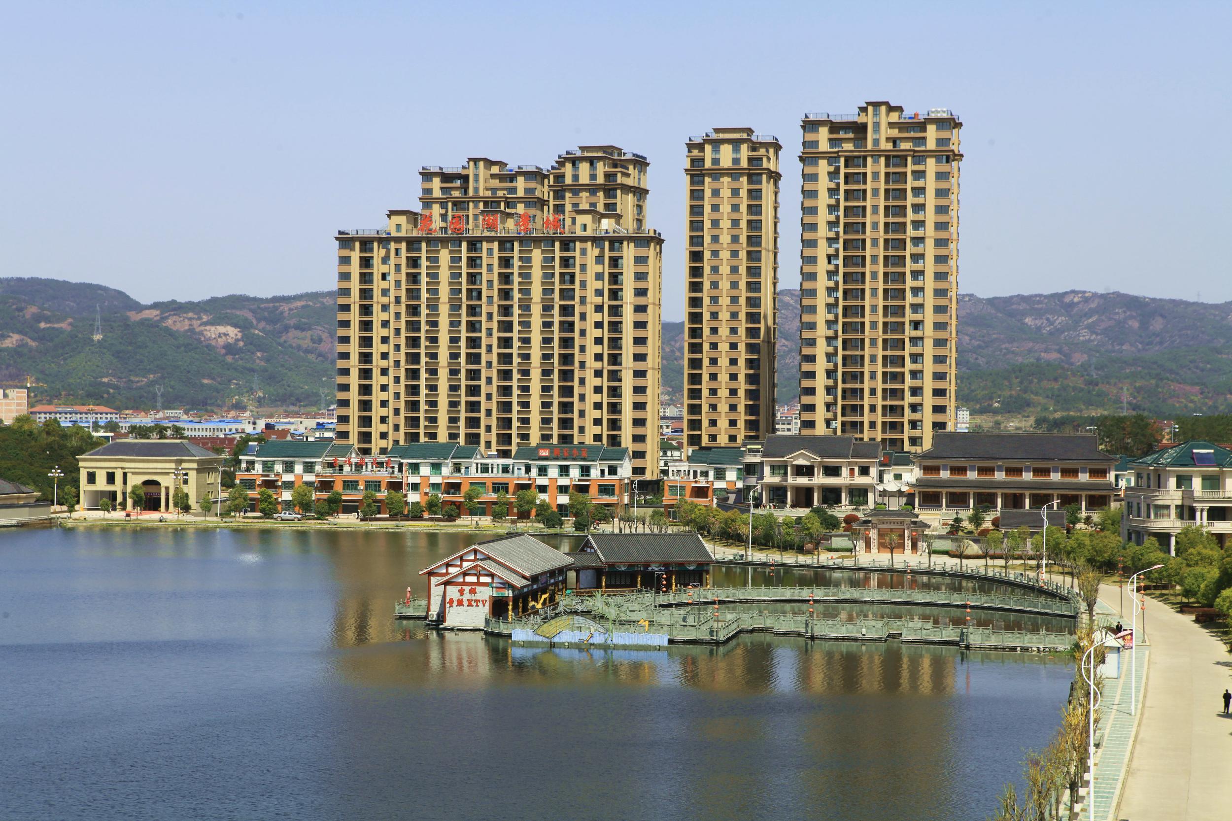 悠悠南江蜿蜒境内  南马镇多产业创新发展