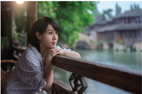 刘若英在乌镇:Hey,在等我吗?我回来了