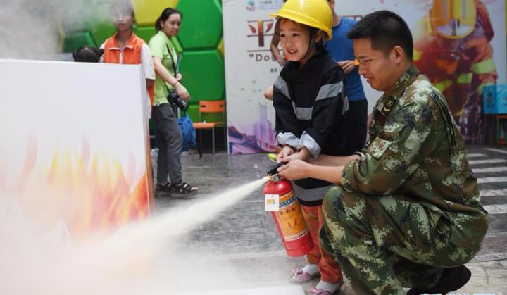 [杭州]爆燃事故周边居民全恢复供气 杭消防安全大排查