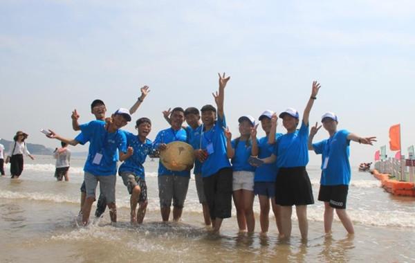 看海、唱歌、交朋友 14个西藏孩子在宁波的9天8夜