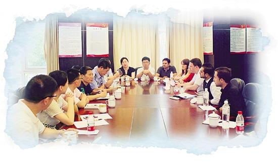 东信社区探城市党建路径