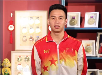 宁波奥运冠军王益楠:我们每个人的梦想,体育强国的梦想,都与中国梦紧密相连
