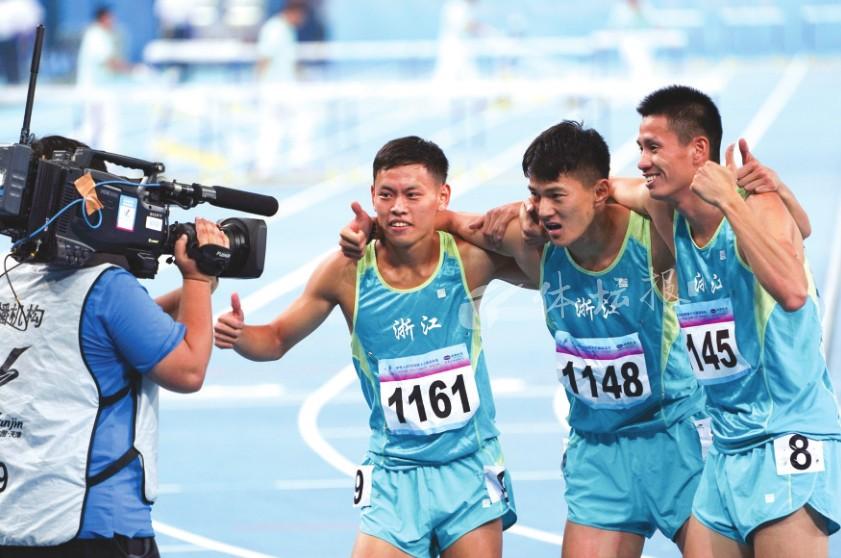 冯志强:对冠军的渴望让我无所畏惧