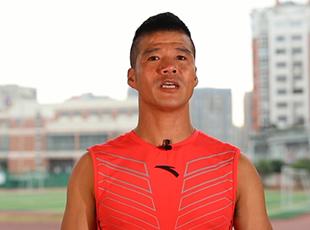 玉环跑者陈盆滨:有梦想,有机会,有奋斗,一切美好的东西都能够创造出来。