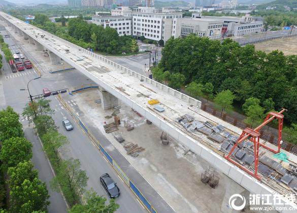撤市设区 杭临城际铁路建设加速度