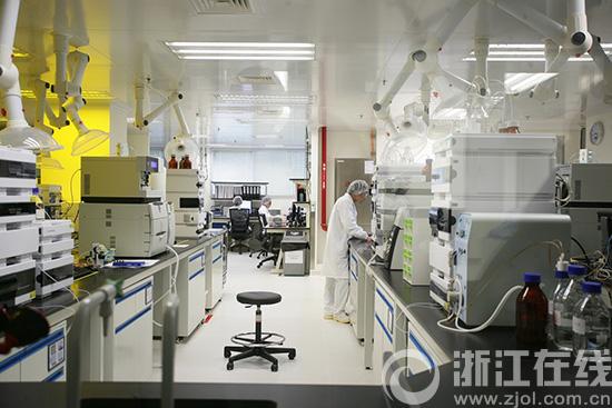 聚焦供应链与质控体系 雅培布局嘉兴建世界级工厂