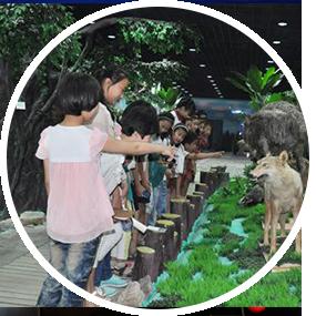 """""""浙江环保小卫士""""生态教育活动基地"""