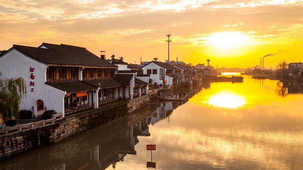 走访京杭大运河