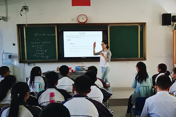 深圳援疆宿舍赴阿克苏地区明德和阿克苏高中送二中浙江教师高中图片
