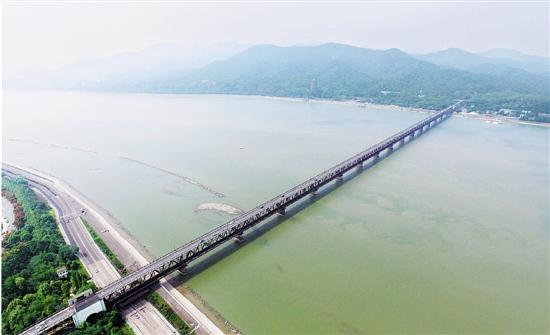 钱塘江大桥 80岁啦