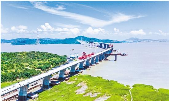 创业创新宜居宜业 岱山:一个走向世界的海岛城市