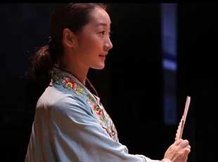永嘉昆剧团国家二级演员由腾腾:文艺不能当市场的奴隶,不要沾染了铜臭气