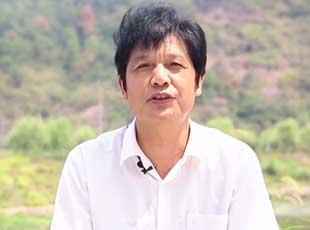 """枫桥镇枫源村村委会主任骆根土:把""""枫桥经验""""坚持好、发展好"""