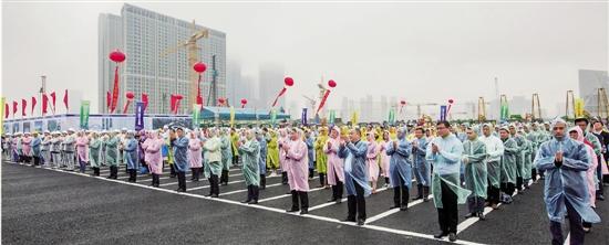 杭州首批亚运会场馆建设正式启动