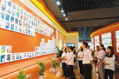 """采撷""""砥砺奋进的五年""""大型成就展中的杭州元素"""