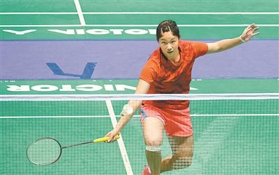 全国青少年羽毛球分站赛奉化举行 宁波球员表现突出