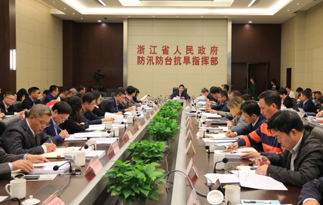 省厅组织召开全省水利投融资推进视频会议
