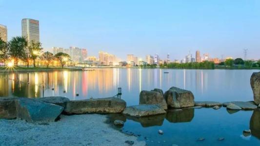 杭州最大人工湖年底和大家见面