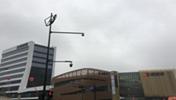 西溪银泰开业 下雨的工作日竟还是人从众