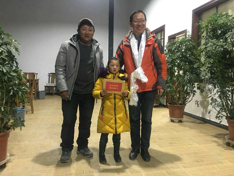 援藏一年半他为藏族同胞做了这三件大事