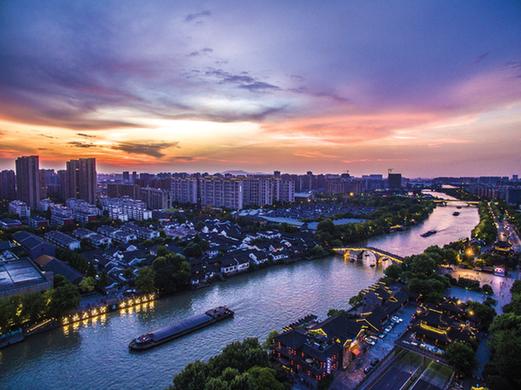 芳华二十年 1997年的今天拱宸桥地区启动旧城改造