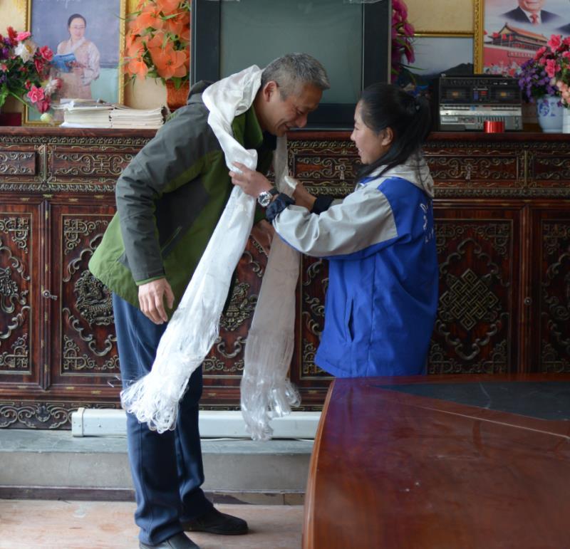 500个日夜,用执着坚守诠释着醉美奉献——记援藏医生王海勇