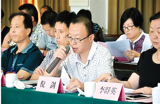 余杭仓前街道探索民主协商议事会议制